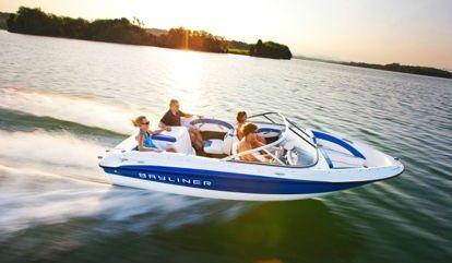 Speedboat Bayliner 185 BR (2007)