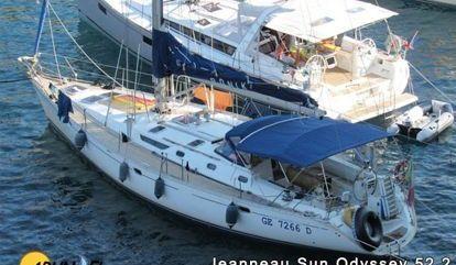 Velero Jeanneau Sun Odyssey 52.2 (2001)