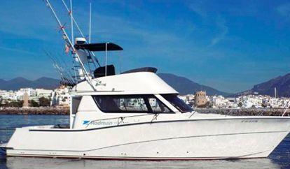 Motor boat Rodman 12.50 (2006)