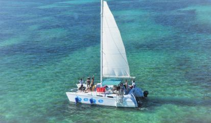 Catamaran Custom Built (2001)