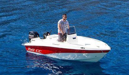 Barco a motor Compass 150cc (2015)