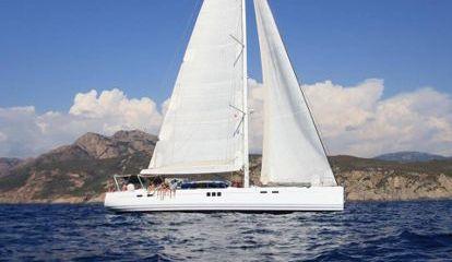 Sailboat Hanse 630 (2008)