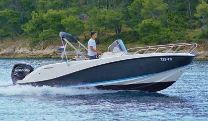 Speedboat Quicksilver Activ 675 Open (2013)