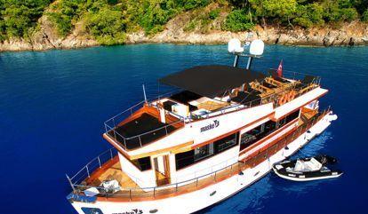 Motor boat Custom Built (2017)