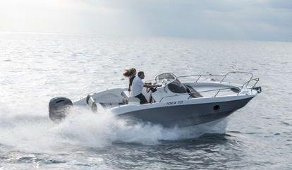 Lancha motora Idea Marine 70 (2016)