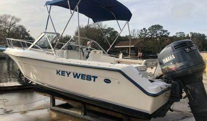 Speedboat Key West 2020 Dual Console (2020)