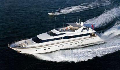 Motor boat Falcon 100 (2003)