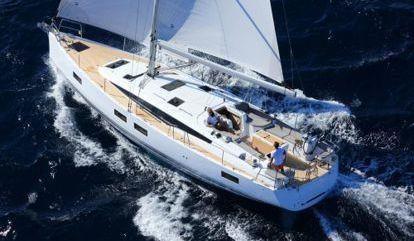 Segelboot Jeanneau Sun Odyssey 51 (2018)