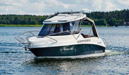 Motor boat Escapade 600 Camper (2020)
