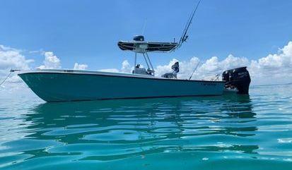 Speedboat Contender 26 (2015)