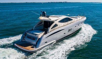 Motorboot Gianetti 68 (2007)