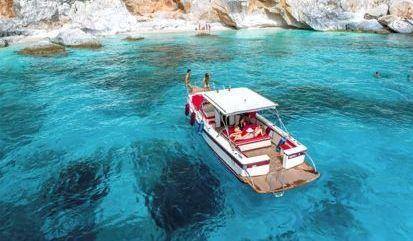 Speedboat Tullio Abbate 36 Offshore (2013)
