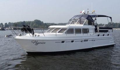 Barco a motor Turfskipper 1190 (2000)
