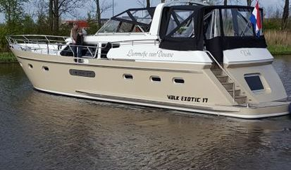 Houseboat Valk Exotic 17 (2000)