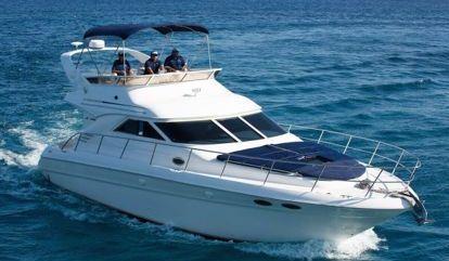 Motoscafo Sea Ray 420 (2000)