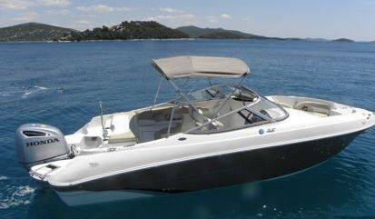Speedboat stingray Stingray 215CR (2015)