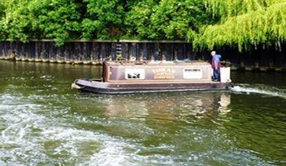 Imbarcazione a motore Custom Build Narrow Boat (1970)