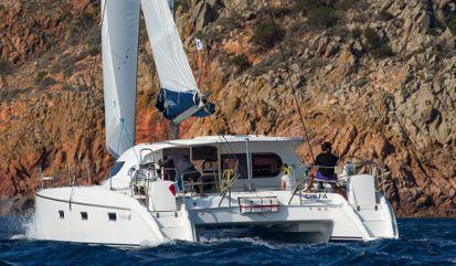 Catamarán Nautitech 40 (2010)