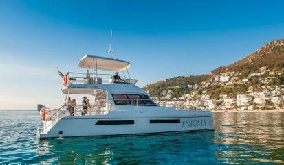 Catamarán a motor Scape Yachts 42 (2018)