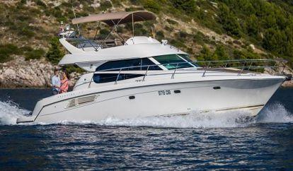 Motor boat Jeanneau Prestige 42 (2015)
