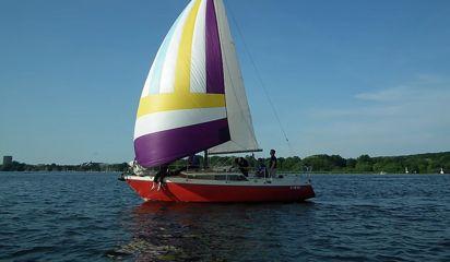 Segelboot Delanta 80 (2008)