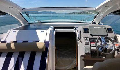 Motor boat Azimut Atlantis 34 (2016)