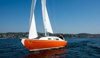 Sailboat Custom Built (1975)
