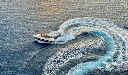 Motoscafo Poseidon 480cc (2015)