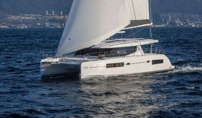 Catamaran Leopard Moorings 4500 (2021)