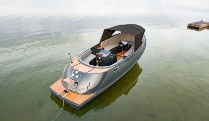 Motor boat aGusto Tender 707 Elegance (2020)