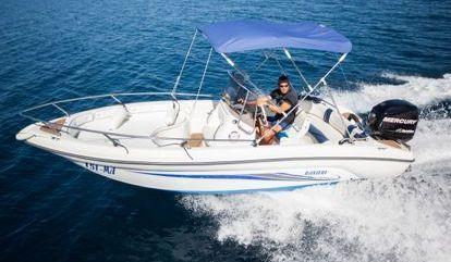 Speedboat Ranieri Soverato 5.45 (2012)