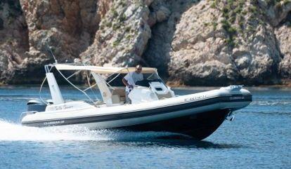 RIB Jokerboat Clubman 28 (2017)