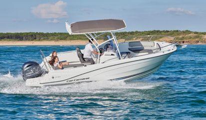 Motor boat Cap Camarat 6.5 CC (2019)