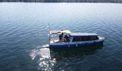 Motor boat Grove Boats Aquabus 1050 (2008)