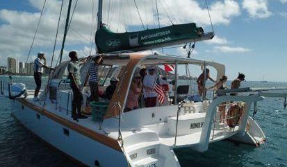 Catamarán Scape Yachts Day Charter (2009)