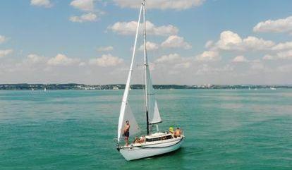Segelboot Comar Cometone 910 (1980)