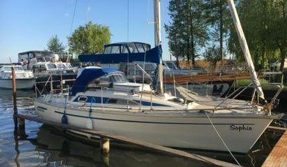 Segelboot Bavaria 26 (1986)