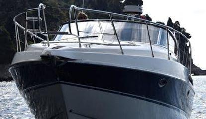 Motor boat Cranchi 39 (2001)