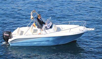 Speedboat Samoa 580 (2016)