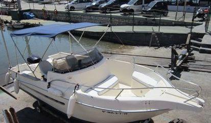 Sportboot Shiren 23 Open (2008)