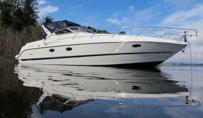 Motor boat Cranchi 39 (2003)