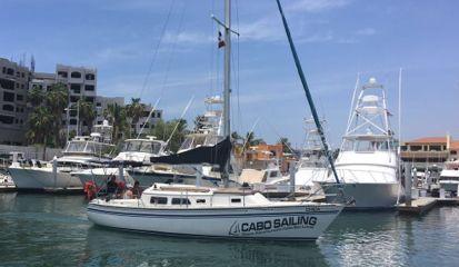 Sailboat Newport Mark III (1984)