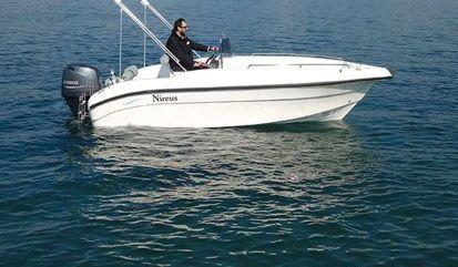 Speedboat Nireus W53 Elegance (2019)