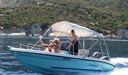 Speedboat Ranieri Poseidon Azzura 5m (2017)