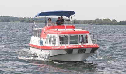 Barco a motor Pirate 1200 G (2018)
