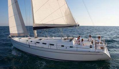 Segelboot Beneteau Cyclades 50.4 (2007)