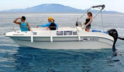 Speedboat Nireus W53 Elegance (2018)