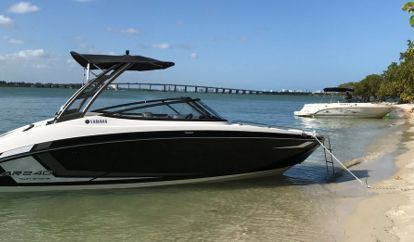 Sportboot Yamaha AR 240 (2000)