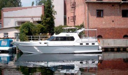 Motorboot De Groot Beachcraft 1400 (1986)