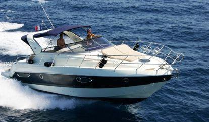 Motor boat Cranchi Zaffiro 36 (2012)